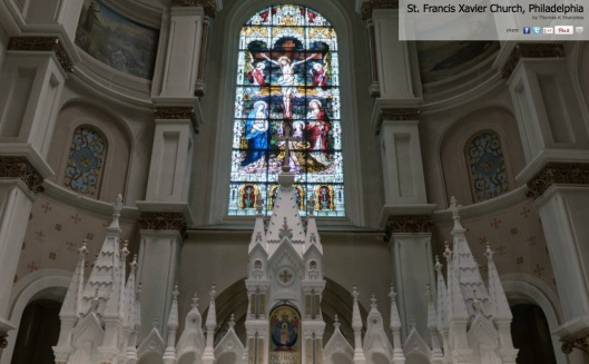 panoramic photo st francis xavier 4