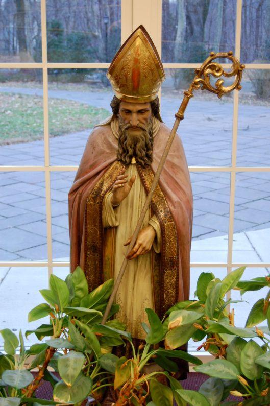 St. Patrick at Charles Borremeo Seminary