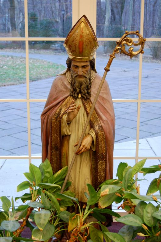 St. Patrick at Charles Borremeo Seminary