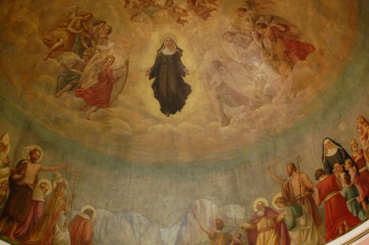 st rita in heaven