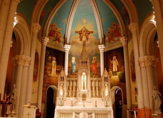 altar philomena