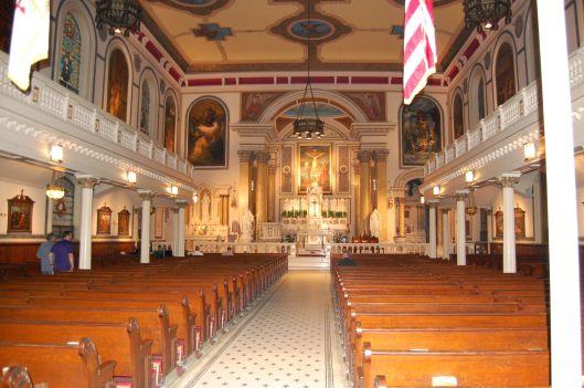 main altar st. augustine