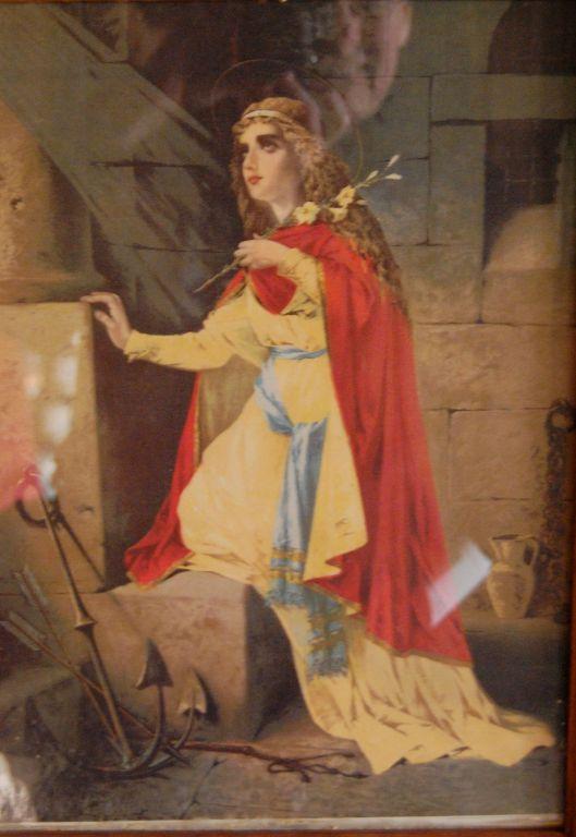 Philomena painting pa