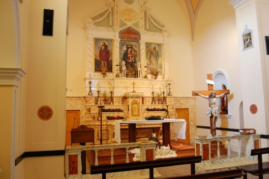 chapel replica