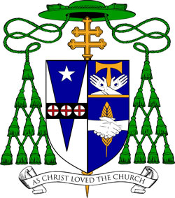 Charles J Chaput coat of arms