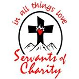 crest 3 servants of charity