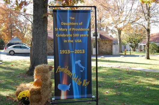 Daughters of St. Marys of Providence sign 100 yrs