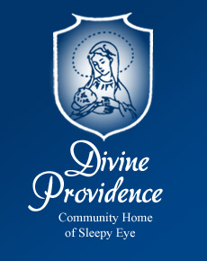 logo of daughters of st. mary of providence