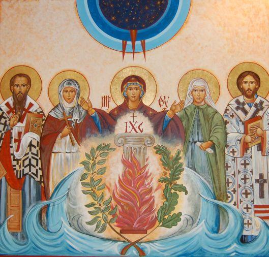 basil mary macrina mother gregory