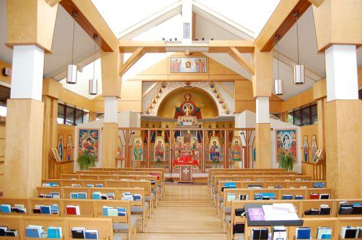 overall holy trinity chapel