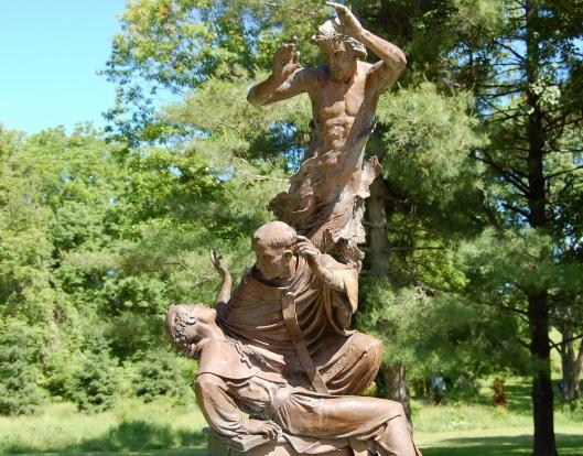 bronze statue 3