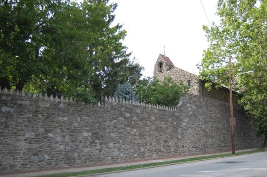 monstary wall