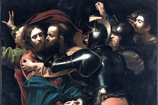 taking of christ caravaggio WSJ2