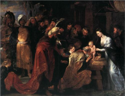 adoration-of-the-magi-1619 peter paul rubens