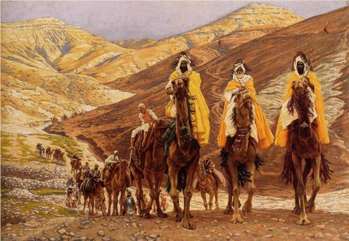 journey-of-the-magi james tissot 1894