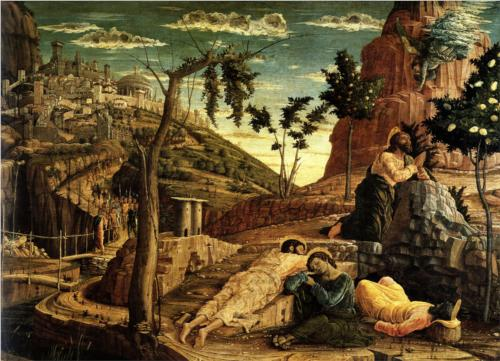 prayer-in-the-garden-1459.Andrea Mantegna