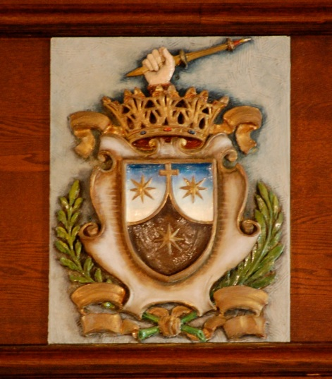 Carmelite coat of arms