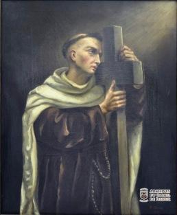 saint-jean-de-la-croix-peinture-de-celine-martin-carmel-de-lisieux