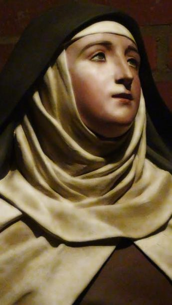 st. teresa of jesus from Mother Pia