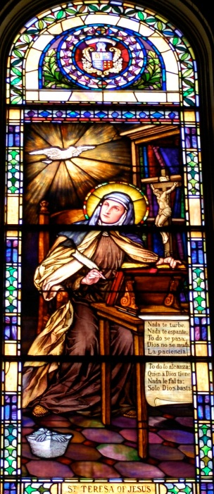 teresa avila window full