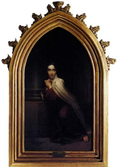 therese-de-jesus-d_avila-peinture-francois_gerard-infirmerie-marie-therese-paris