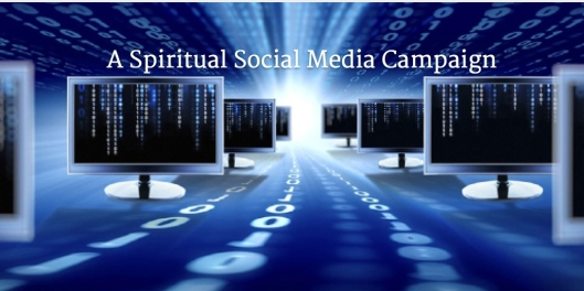 a spiritual social media campaign1
