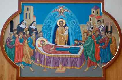 Dormition of Mary HTC
