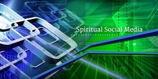 spritual social media