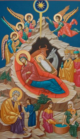 BIRTH OF CHRIST htc