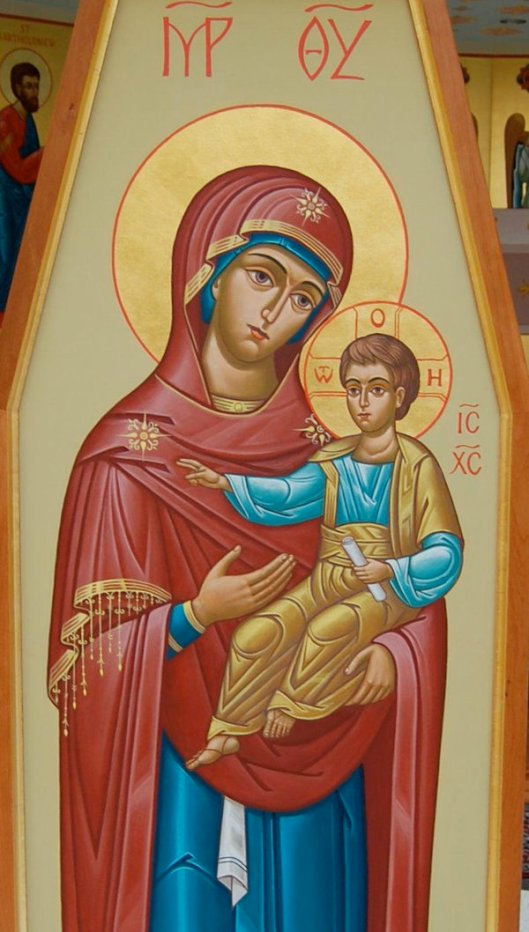 mary theotokos best htc