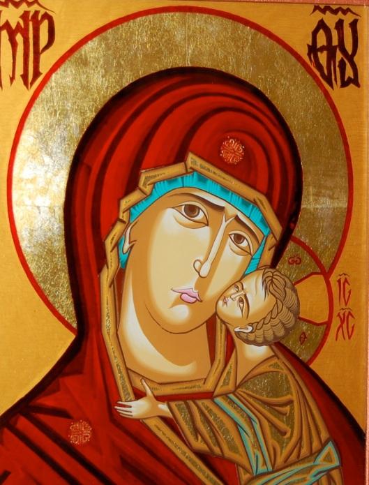 theotokos holy trinity chapel