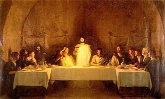 last supper 15